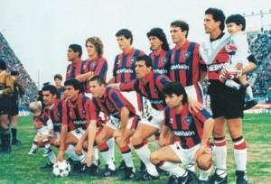 El equipo Campeón de 1995 tendra su homenaje oficial.