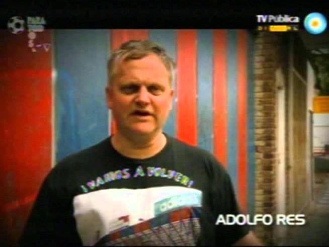 Extraordinaria Editorial de Adolfo.
