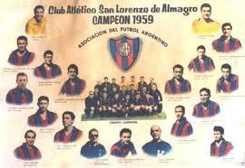 San Lorenzo 1959