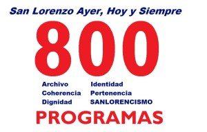 800 programas