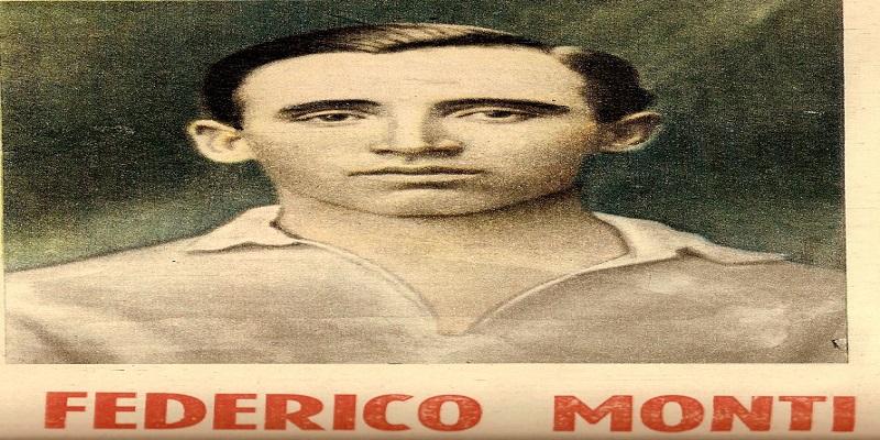 Homenaje a Federico Monti, uno de los fundadores  del club.
