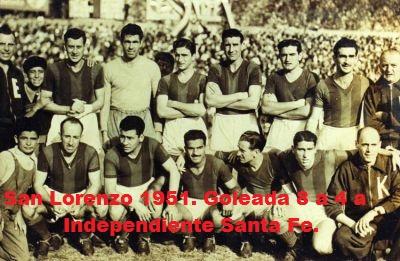 San Lorenzo 1951 2