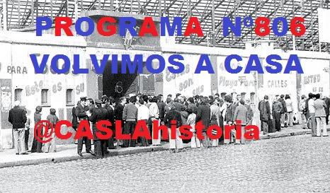 Programa dedicado a la Vuelta a Av.La Plata!!!!!