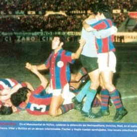 San Lorenzo-Estudiantes 1968