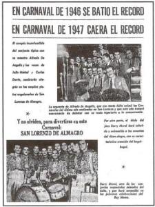 Carnaval en CASLA 2