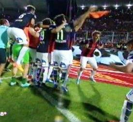 festejo Supercopa