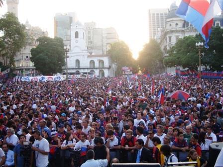 A CUATRO AÑOS DE LA GESTA MÁS POPULAR DE LA HISTORIA DEL DEPORTE ARGENTINO