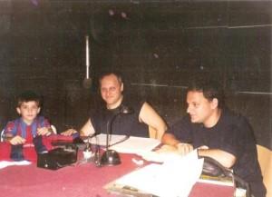 Adolfo y Diego en AM 610.