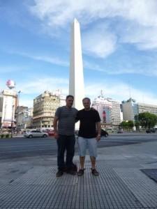 Diego y Adolfo