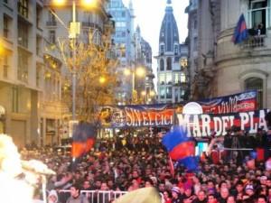 Marcha del 12 de abril del 2011.