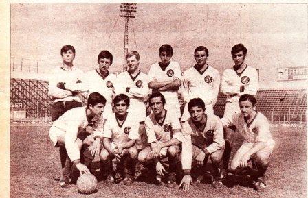 7º Campeona 1968
