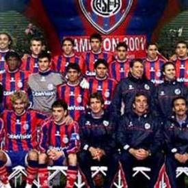 CASLA campeon_2001
