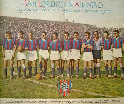 Campeon 1936