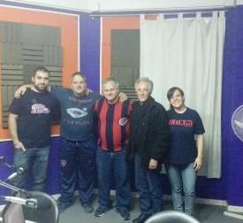 Radio julio 2016  con Antonio Beraldi