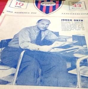 Jorge Orth