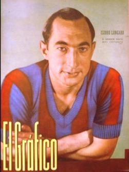 24 AÑOS SIN UN GRANDE.Isidro Lángara Galarraga !