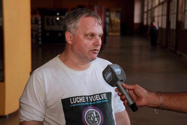 Entrevista realizada por Mario Massi a Adolfo Res.Imperdible!!