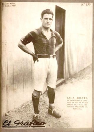 92  AÑOS DE UN GRAN CAMPEÓN   San Lorenzo Campeón 1924.