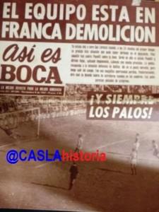 """Revista """"Asi es Boca""""."""
