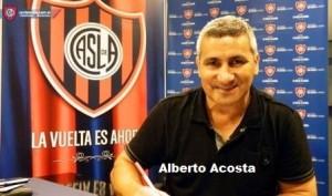 Alberto Acosta