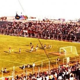 Ultimo partido en Av.La Plata
