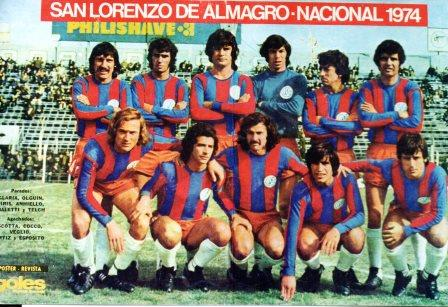 campeon 1974