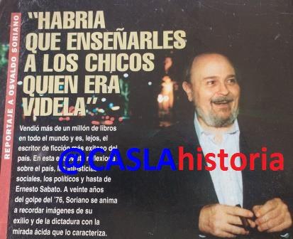 Osvaldo Soriano
