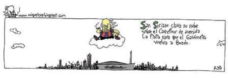 Soriano nube