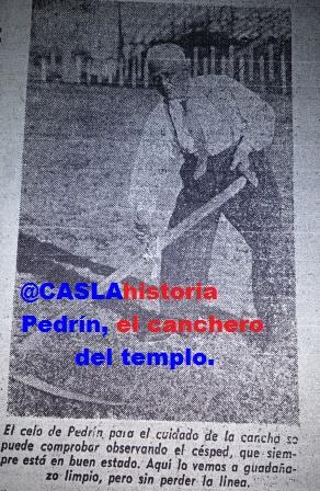 Picot, Pedrin,el Tio Campora y la revista El Ciclón……