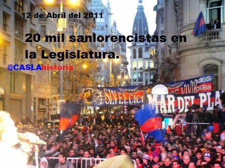 Programa N° 870. » 20 mil, 4 a 0 en la Copa, traición al San Martín y …. Justo»