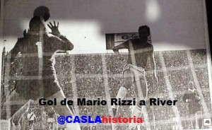 Gol de Rizzi a River