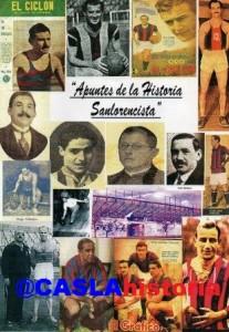 APUNTES DE LA HIST0RIA SANLORENCISTA Nº 1