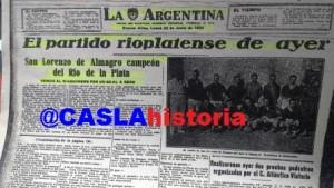 Copa Rio de la Plata