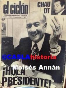 Moises Annan