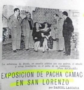 Pacha Camac