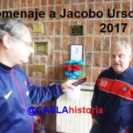 Homenaje a Urso 2017