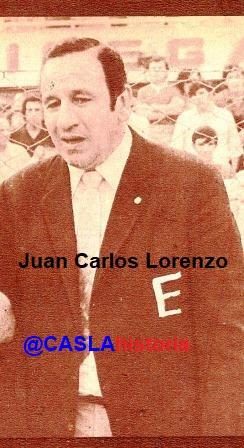Juan Carlos Lorenzo