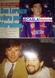 Maradona CASLA