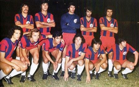 San Lorenzo 1974