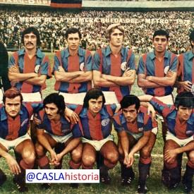 CASLA campeon 1972