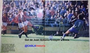 Gol de Crespin