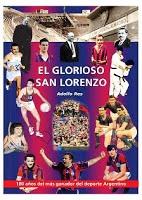 Libro Glorioso San Lorenzo