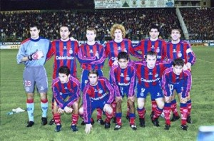 San Lorenzo Campeon 2001