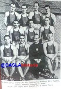 Basquet 1942