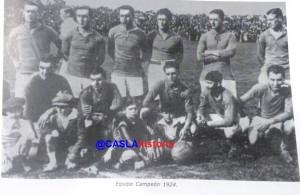 San Lorenzo 1924