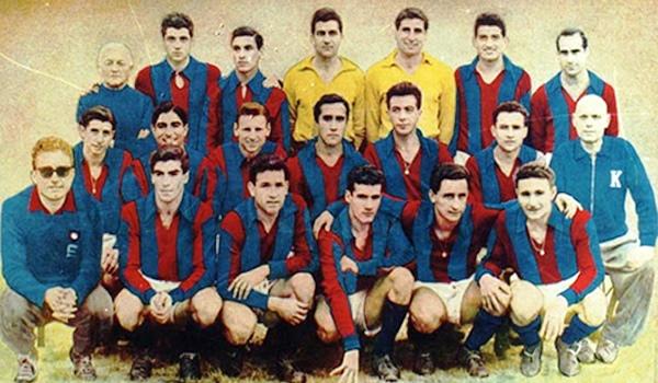 San Lorenzo Campeón 1959