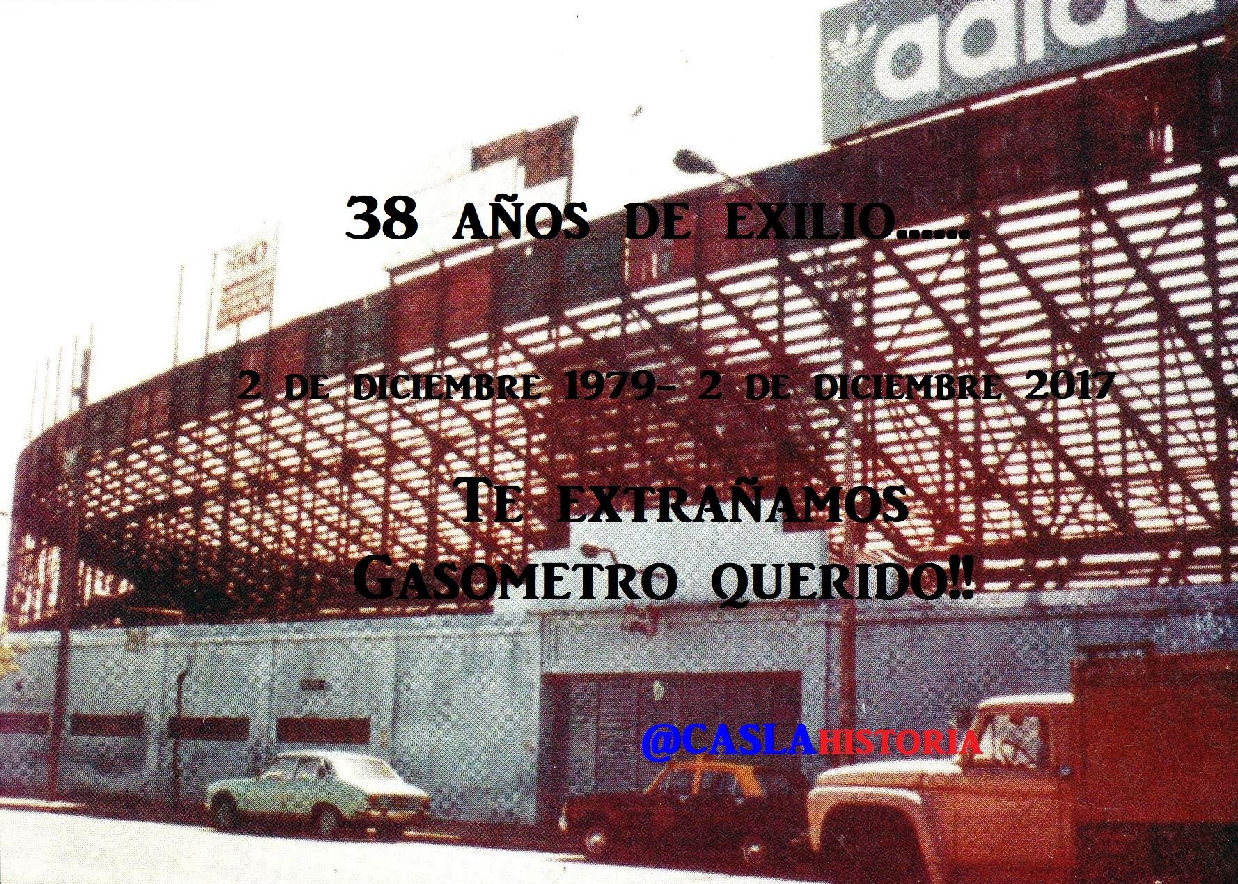 gasometro 1979