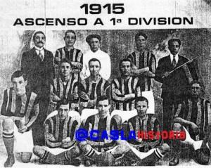 05 - Ascenso en 1915