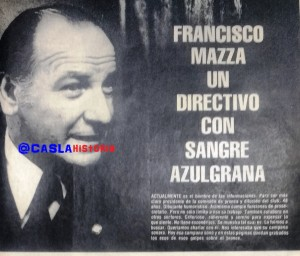 Francisco Mazza