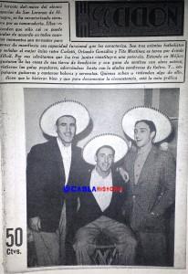 Gira 1951